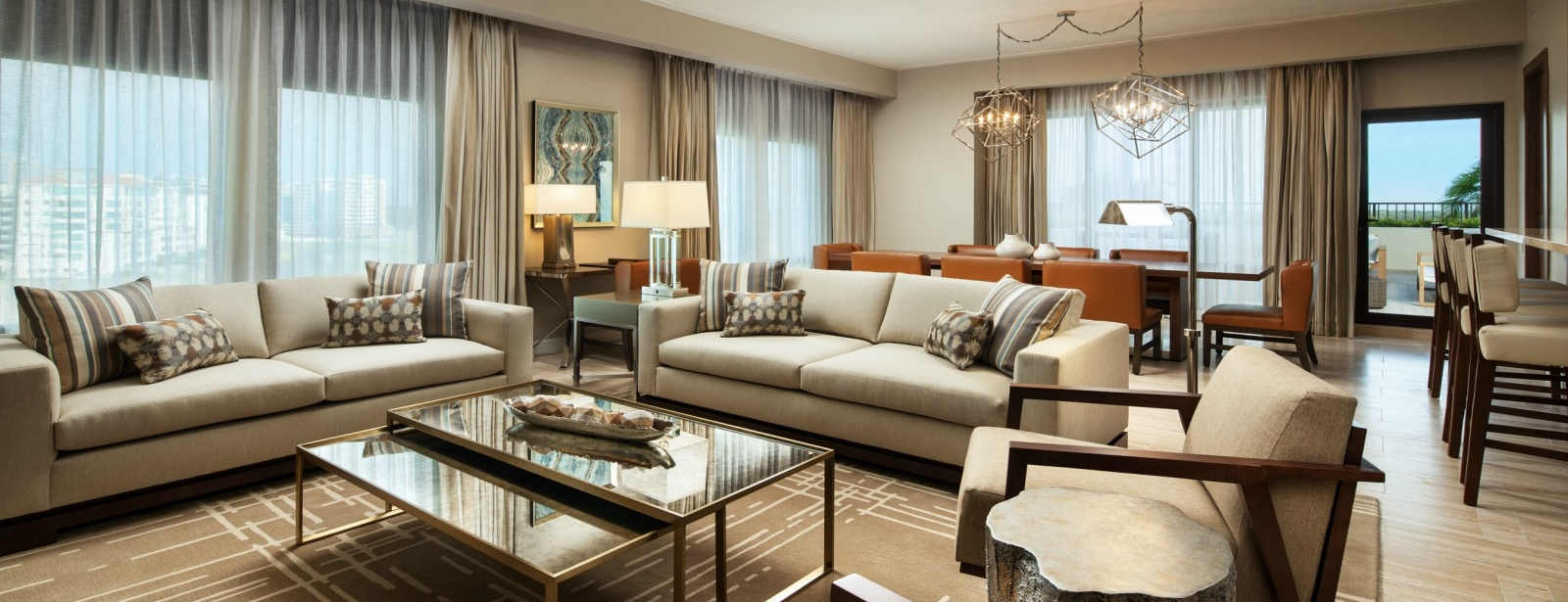 Master Suite & Grand Suite | The Santa Maria, A Luxury Collection Hotel